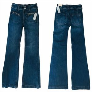 Anthropologie Pilcro Trouser Bootcut Jeans